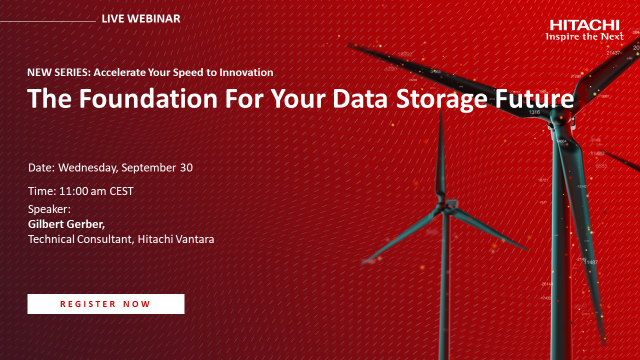The Foundation For Your Data Storage Future