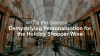 'Tis the Season: Demystifying Personalisation for the Holidays