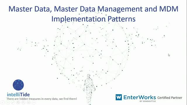 Master Data, Master Data Management and MDM Implementation Patterns