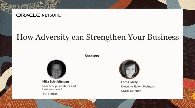 How Adversity can Strengthen Your Business