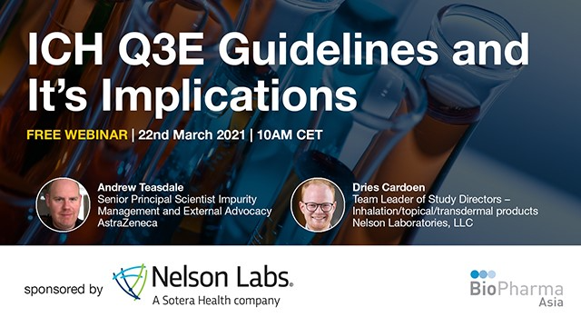 ICH Q3E Guidelines and It's Implications