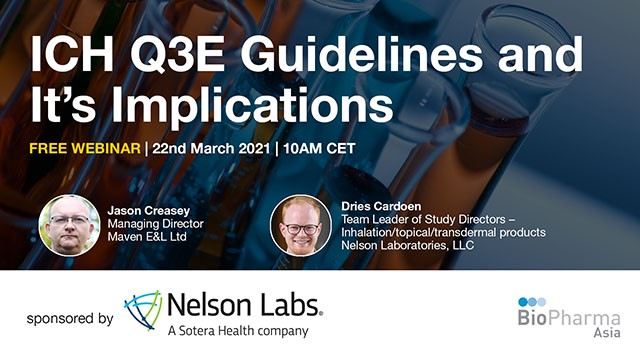 ICH Q3E Guidelines and Its Implications