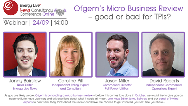 Ofgem's Micro Business Review – good or bad for TPIs?