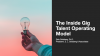 The Inside Gig Talent Operating Model
