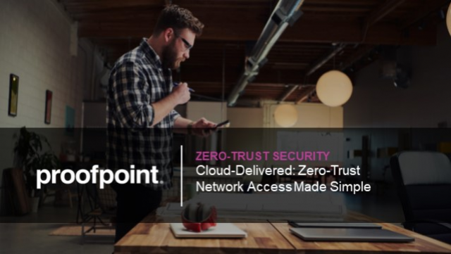 Zero-Trust Security | Cloud-Delivered: Zero-Trust Network Access Made Simple
