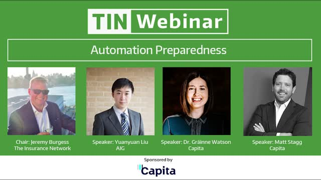 Tintec:Preparing the Insurance Industry for Automation