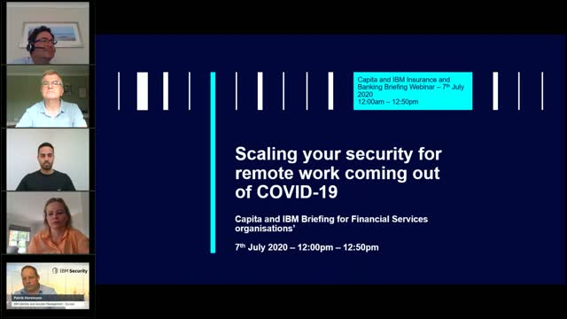 Scaling your security for remote working during and after Covid-19