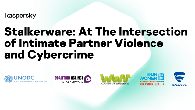 Stalkerware: at the intersection of intimate partner violence and cybercrime
