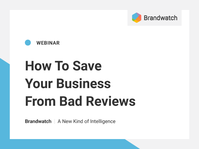 How To Save Your Business From Bad Reviews
