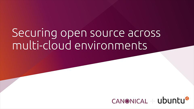 Securing open source across multi-cloud environments