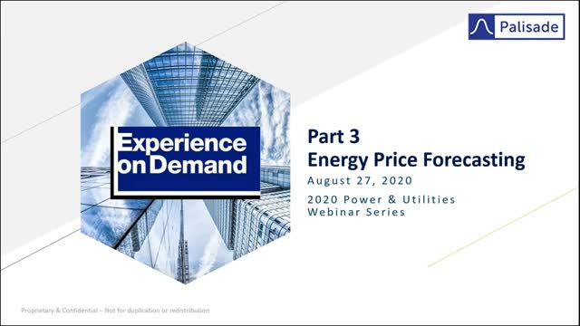 Power & Utilities Pt. 3 - Intro to Monte Carlo Analysis for Electric Utilities