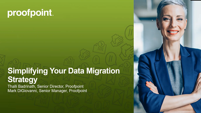Best Practices to Simplify Your Legacy Data Migration