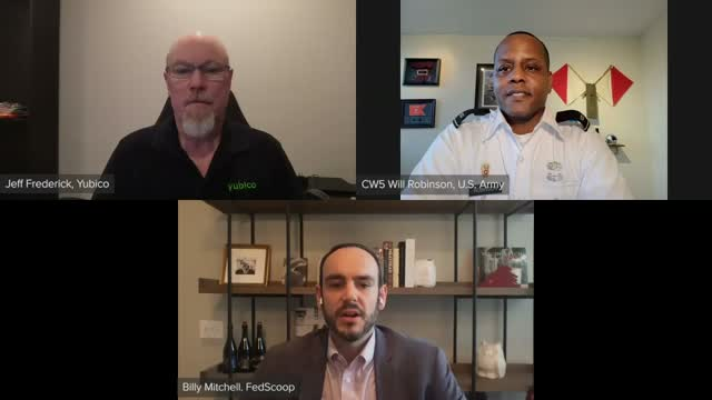 The Future of Federal Identity Panel- SNG Live IT Modernization