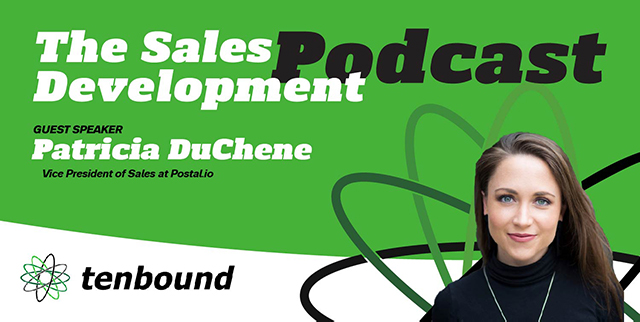 Patricia Duchane - From SDR to VP of Sales