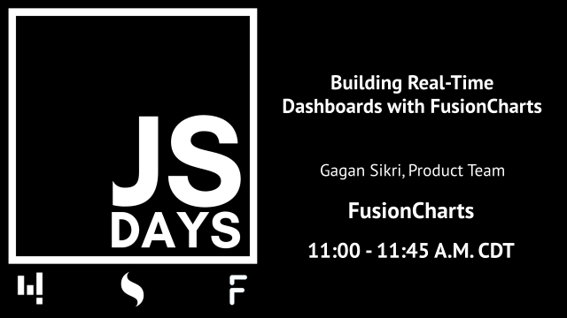 Building Real-Time Dashboards with FusionCharts