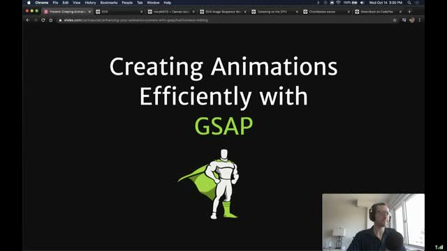 Creating Animations Efficiently with GSAP