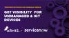 Armis & ServiceNow Close the Managed, Unmanaged, and IoT Device Visibility Gap