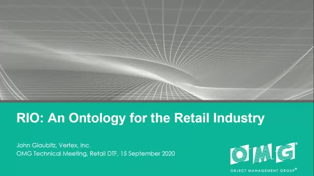 RIO: An Ontology for the Retail Industry
