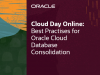 Best Practises for Oracle Cloud Database Consolidation