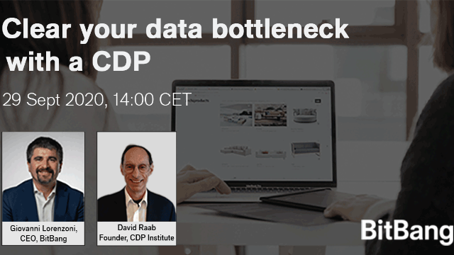 Clear your data bottleneck with a CDP