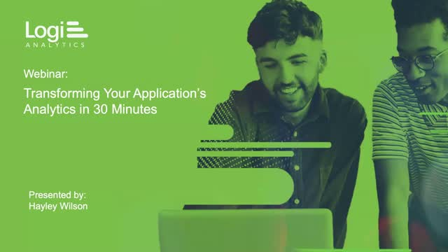 Transforming Your Application's Analytics in 30 Minutes