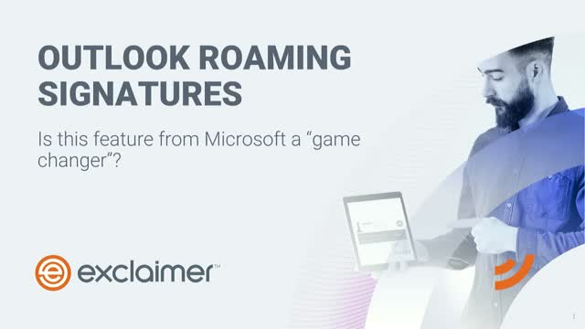 Outlook Roaming Signatures: Is This Feature a Game Changer?