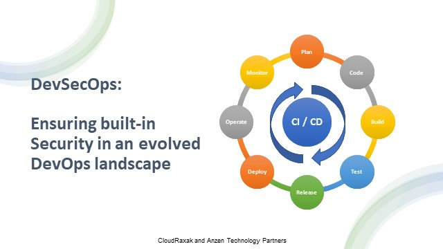 DevSecOps – Ensuring built-in-Security in an evolved DevOps landscape