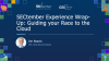 SECtember Experience Wrap-Up: Guiding your Race to the Cloud