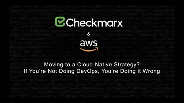 Moving to a Cloud-Native Strategy?