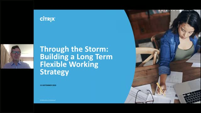 Through the Storm: Building a Long Term Flexible Working Strategy