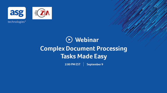 Complex Document Processing Tasks Made Easy