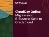 Migrate your E-Business Suite to Oracle Cloud