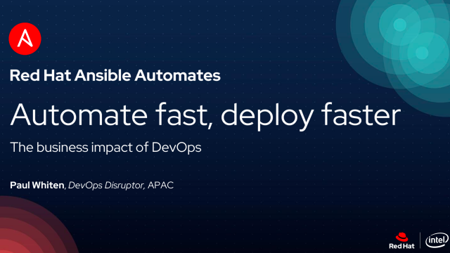 What Ansible Automation Means for Your Business?