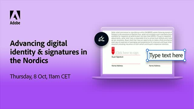 Advancing Digital Identity and Signatures in the Nordics