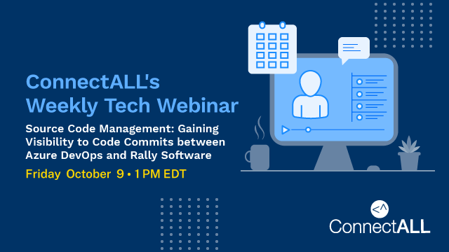 Gaining Visibility to Code Commits between Azure DevOps and Rally Software