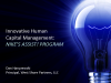 Human Capital Supply Chain Architecture - a Competitive Advantage