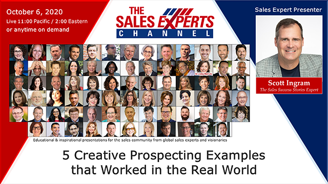 5 Creative Prospecting Examples that Worked in the Real World
