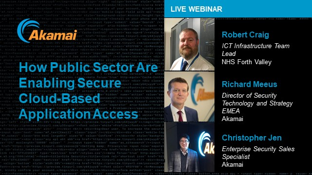 How Public Sector Are Enabling Secure Cloud Based Application Access