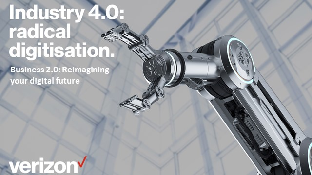 Industry 4.0: Radical Digitisation