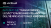 G-Cloud 12: Transforming legacy environments and delivering customer outcomes