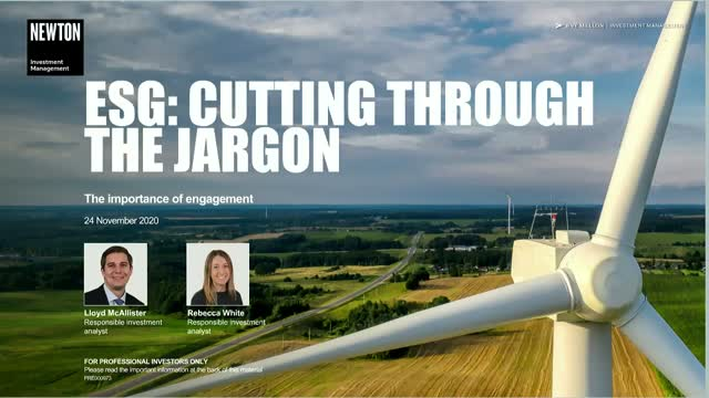 Virtual training – ESG: Cutting through the jargon – engagement (5)
