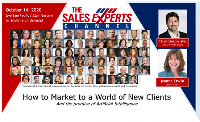 How to Market to a World of New Clients