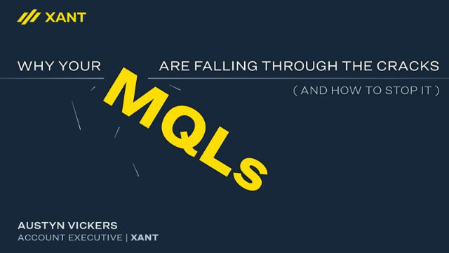 Why Your MQLs Are Falling Through the Cracks (And How to Stop It)