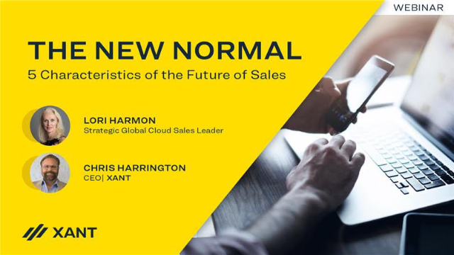 The New Normal: 5 Characteristics of the Future of Sales