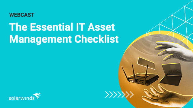 The Essential IT Asset Management Checklist