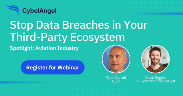 Stop Data Breaches in Your Third-Party Ecosystem