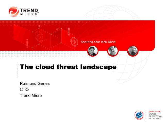 The Cloud Threat Landscape