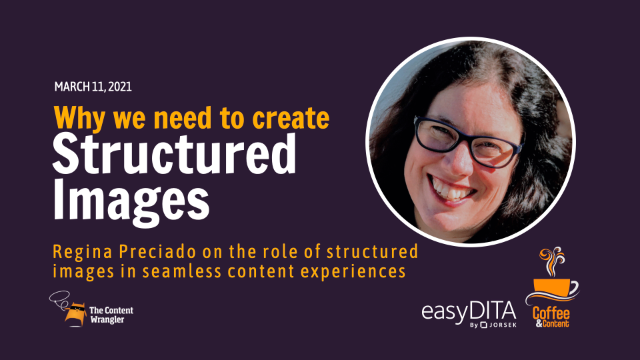Coffee and Content: Seamless Content Experiences Require Structured Images