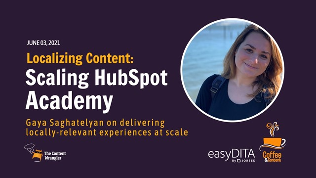 Localizing Content: Scaling HubSpot Academy