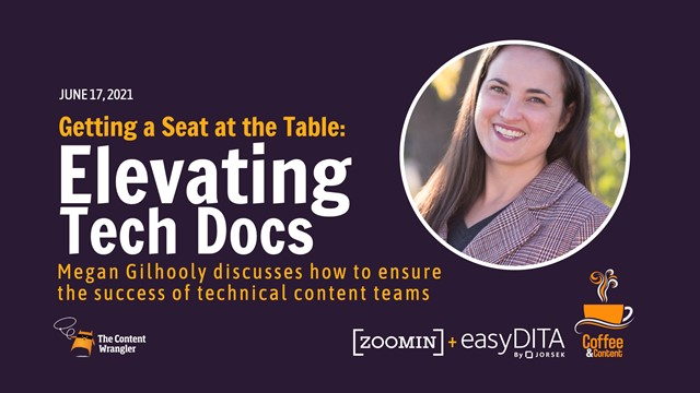 Elevating Tech Docs: Getting a Seat at the Table
